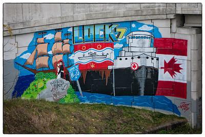 Welland Canal, Canada